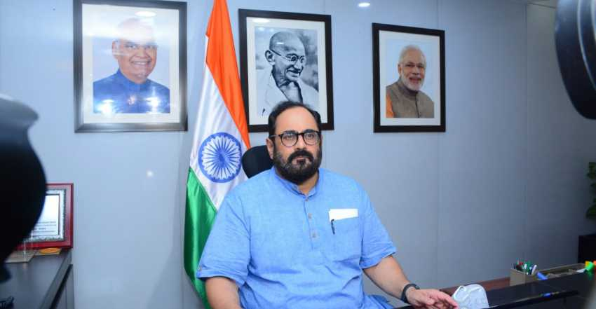 Hon'ble Union Minister of State for Electronics & IT