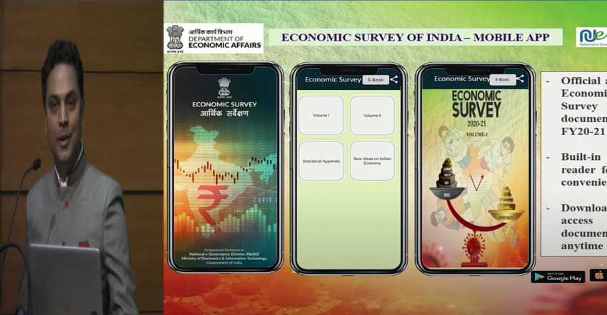 Economic Survey of India 2020-21